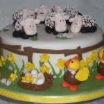 Seasonal Cake 1